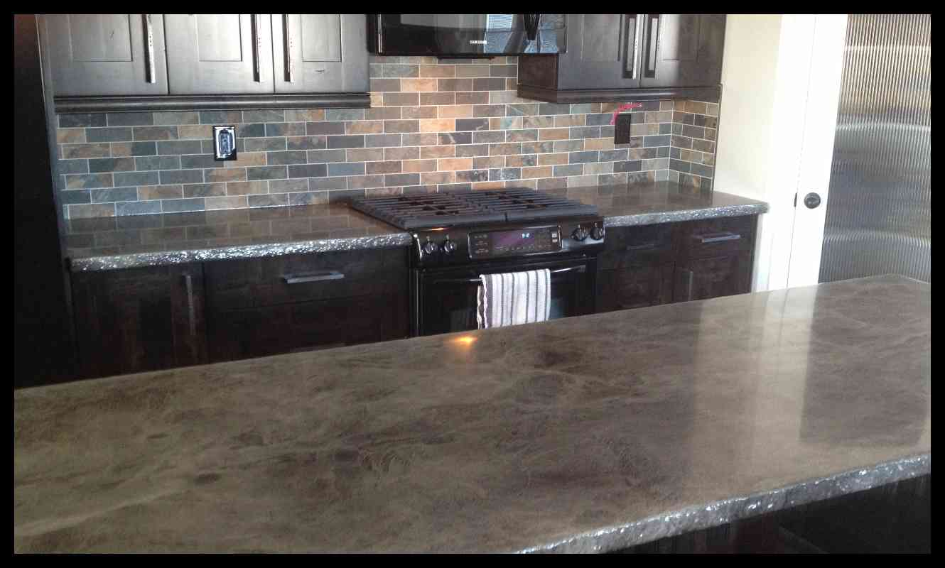 Add STYLE to your Countertops